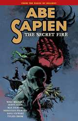 Abe Sapien Bk 07 Secret Fire
