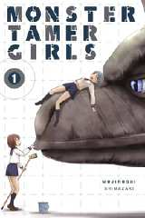 Monster Tamer Girls Bk 01