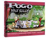 Pogo: The Complete Syndicated Comic Strips HC 07 Pockets Full of Pie