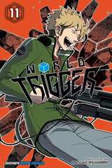 World Trigger Bk 11