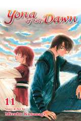 Yona of the Dawn Bk 11